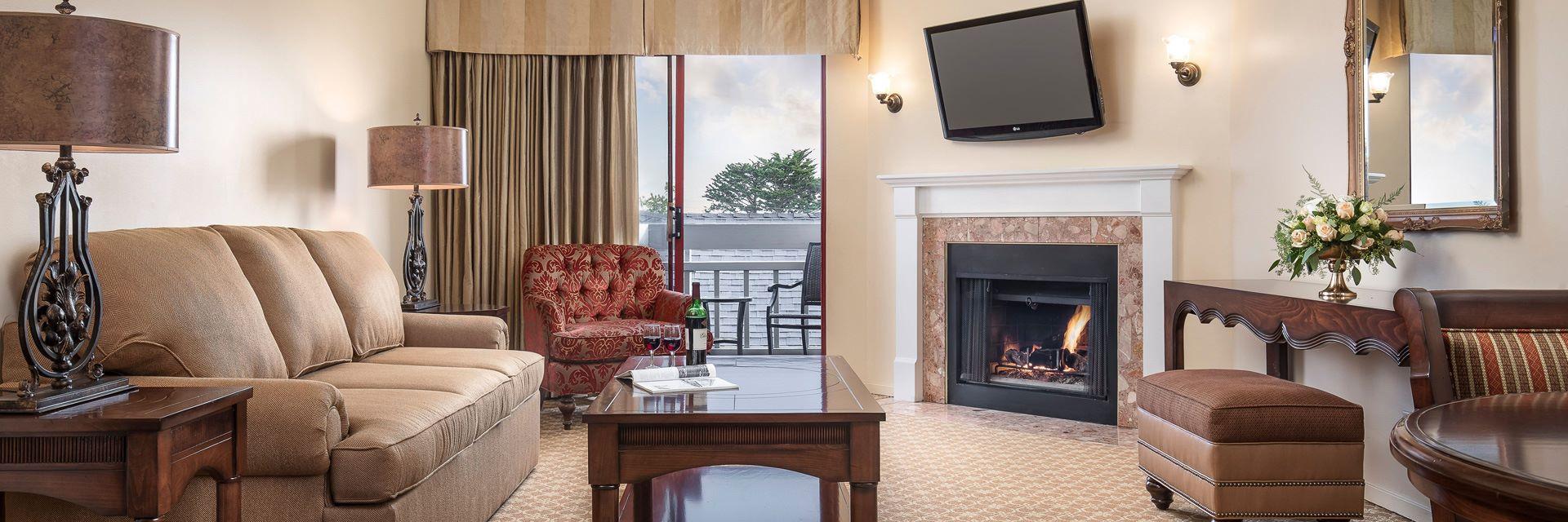 Best Rate Guarantee of Hotel Victorian Inn Monterey