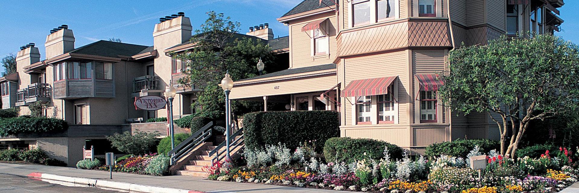 Historic Monterey Bay Hotel, california